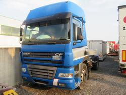 DAF road tractor - Lot 35 (Auction 3441)