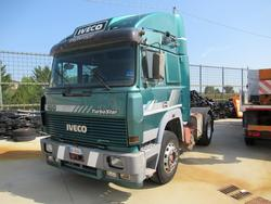 Iveco 190 48T road tractor - Lot 5 (Auction 3441)