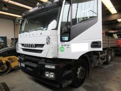 Iveco Stralis truck - Lot 12 (Auction 3444)