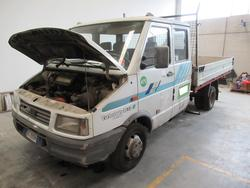 Fiat Iveco Daily 35S truck - Lot 14 (Auction 3444)