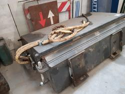 Hydraulic sweeper bucket - Lot 76 (Auction 3444)