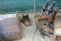 Excavation buckets and loaders - Lot 88 (Auction 3444)