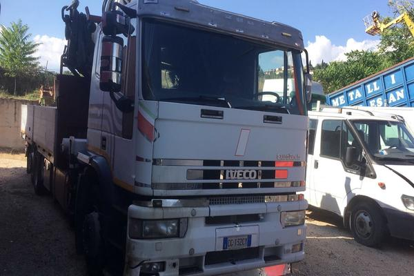 1#3445 Camion Iveco Eurotech