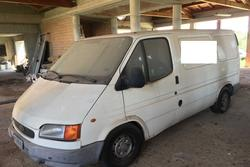 Ford Transit and Ducato van - Lote  (Subasta 3446)