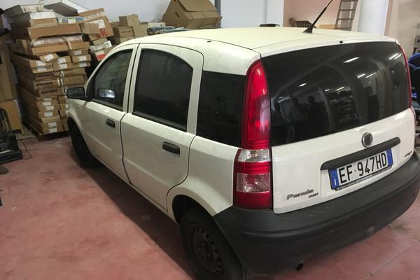 14#3446 Fiat Panda