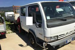 Nissan Cabstar van - Lot 7 (Auction 3446)