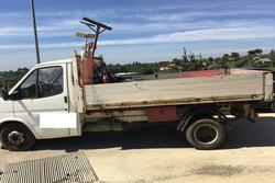 Ford Transit van - Lot 8 (Auction 3446)