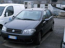 Autovettura Fiat Punto MJT 16V - Lotto 10015 (Asta 3450)
