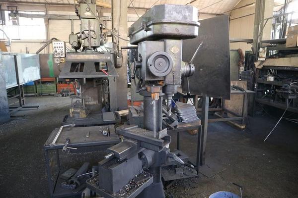 1#3452 Ramo di azienda dedita al commercio e produzione di carpenteria metallica