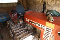 Fiat crawler tractor - Lot 63 (Auction 3453)