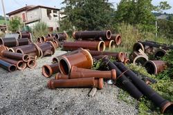 Materiale per costruzione - Asta 3455
