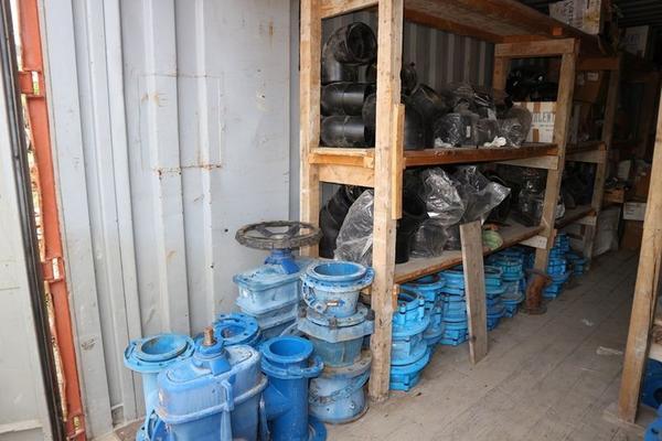 Immagine n. 3 - 1#3455 Materiale per costruzione