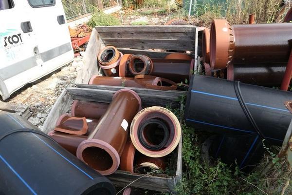 Immagine n. 14 - 1#3455 Materiale per costruzione