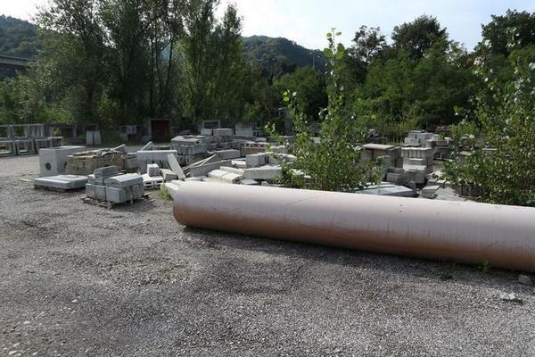 Immagine n. 17 - 1#3455 Materiale per costruzione