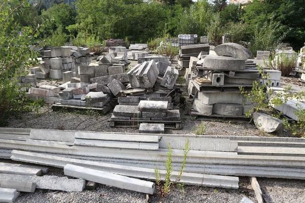 Immagine n. 19 - 1#3455 Materiale per costruzione