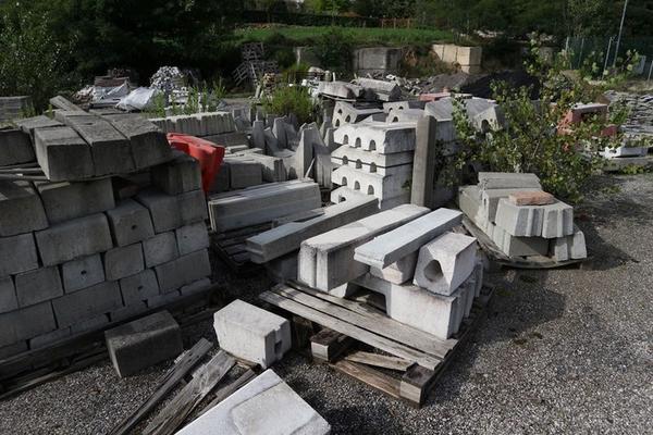 Immagine n. 21 - 1#3455 Materiale per costruzione