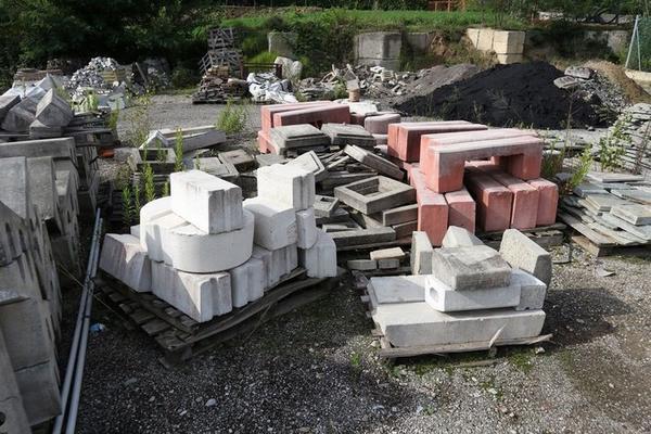 Immagine n. 22 - 1#3455 Materiale per costruzione