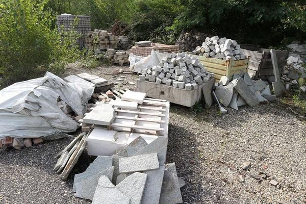 Immagine n. 26 - 1#3455 Materiale per costruzione