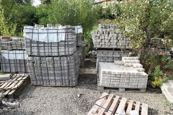 Immagine n. 30 - 1#3455 Materiale per costruzione
