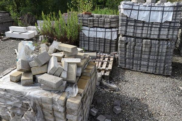 Immagine n. 31 - 1#3455 Materiale per costruzione