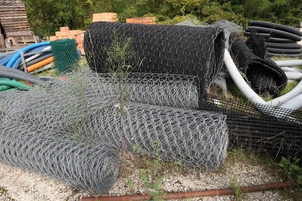 Immagine n. 44 - 1#3455 Materiale per costruzione