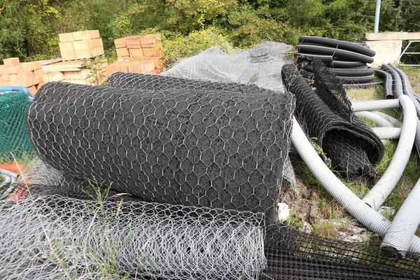 Immagine n. 45 - 1#3455 Materiale per costruzione