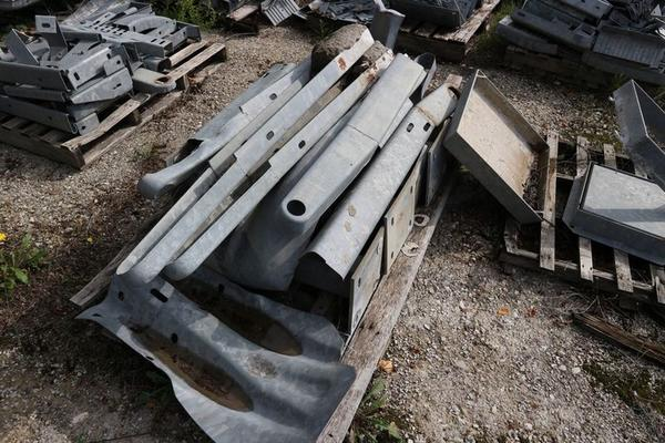 Immagine n. 50 - 1#3455 Materiale per costruzione