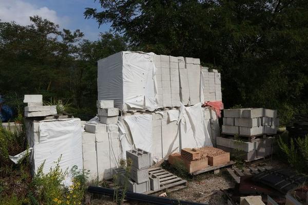 Immagine n. 51 - 1#3455 Materiale per costruzione