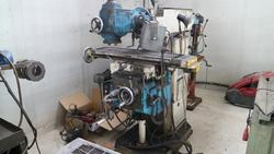 Stanitalia milling machine - Lot 4 (Auction 3457)
