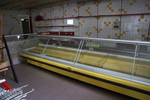 1#3458 Cella frigorifera CNA e attrezzature supermercato