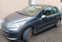 Autovettura Peugeot 207 - Lotto 4 (Asta 3458)
