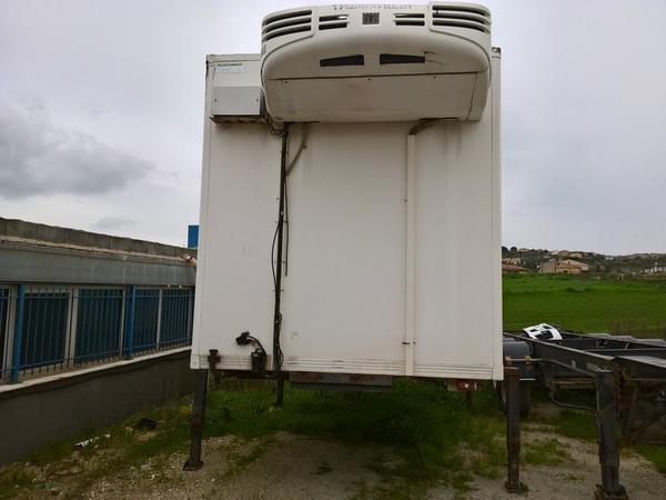 Immagine n. 12 - 2#3464 Semirimorchio con cassone frigo Omar Srl