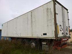 Cardi refrigerated semi trailer - Lot 3 (Auction 3464)