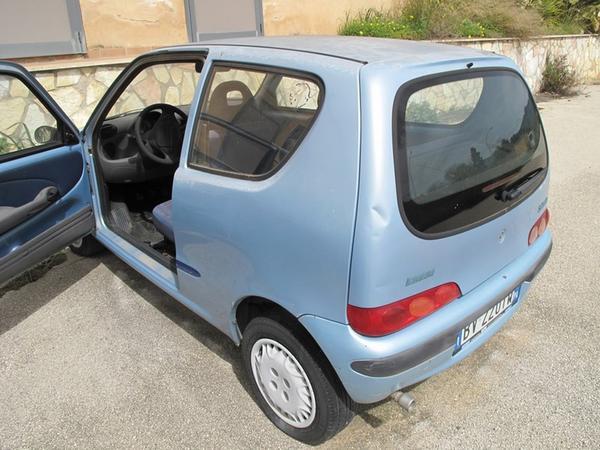 Immagine n. 11 - 2#3465 Autovettura Fiat 600