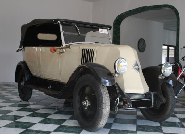Immagine n. 1 - 1#3468 Autovettura Renault Torpedo NN 1928