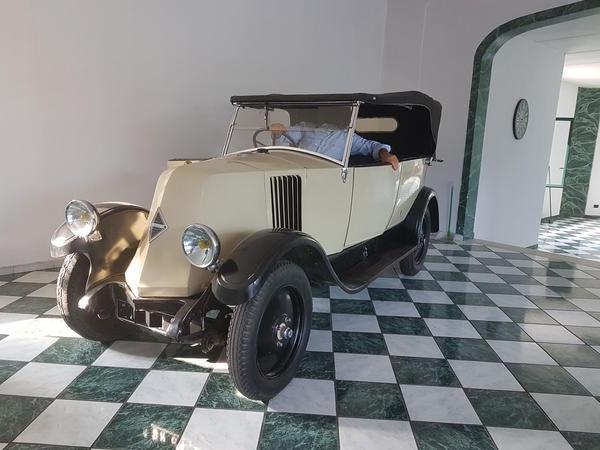 Immagine n. 2 - 1#3468 Autovettura Renault Torpedo NN 1928