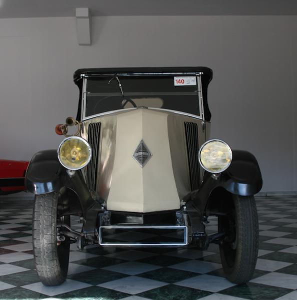 Immagine n. 3 - 1#3468 Autovettura Renault Torpedo NN 1928