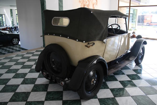 Immagine n. 4 - 1#3468 Autovettura Renault Torpedo NN 1928