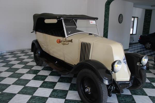 Immagine n. 5 - 1#3468 Autovettura Renault Torpedo NN 1928