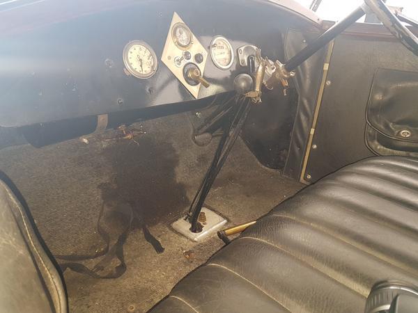 Immagine n. 10 - 1#3468 Autovettura Renault Torpedo NN 1928