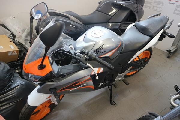 1#3474 Moto Honda CBR125