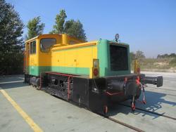Kof III DH332 locomotor - Lot 2 (Auction 3479)