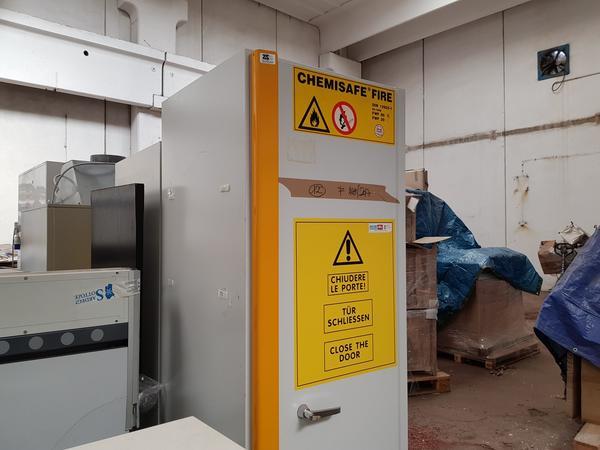 Armadi di sicurezza da laboratorio bicasa cagliari