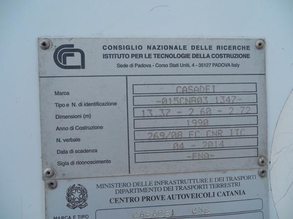 Immagine n. 15 - 1#3484 Semirimorchio frigorifero Bartoletti
