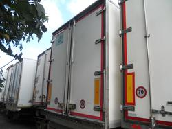 Acerbi semi trailer - Lot 4 (Auction 3484)