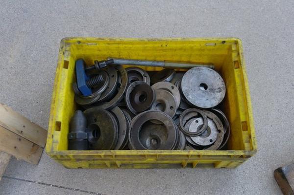 Immagine n. 5 - 1#3485 Stampi materie plastiche