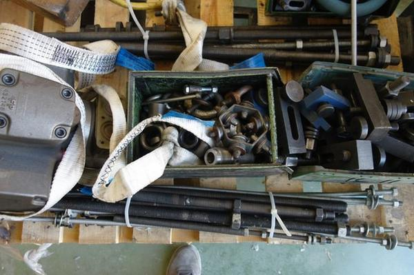 Immagine n. 12 - 1#3485 Stampi materie plastiche