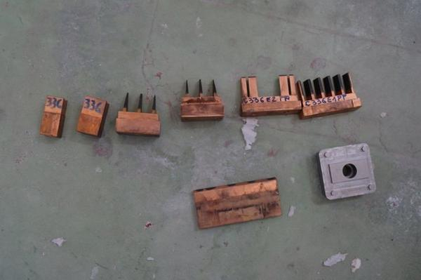 Immagine n. 31 - 1#3485 Stampi materie plastiche