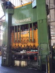 Omera Mecfond and Benelli mechanical presses - Lot  (Auction 3486)