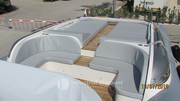 Immagine n. 3 - 1#3489 Gommone Cabinato Scugnizzo 12.70 mt.